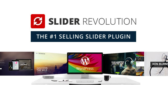 Free Download Slider Revolution V5.0.7 Responsive WordPress Plugin
