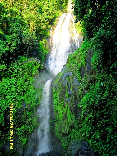 Sarambu Sollokan, Wisata Air Terjun di Messawa yang Sangat Indah