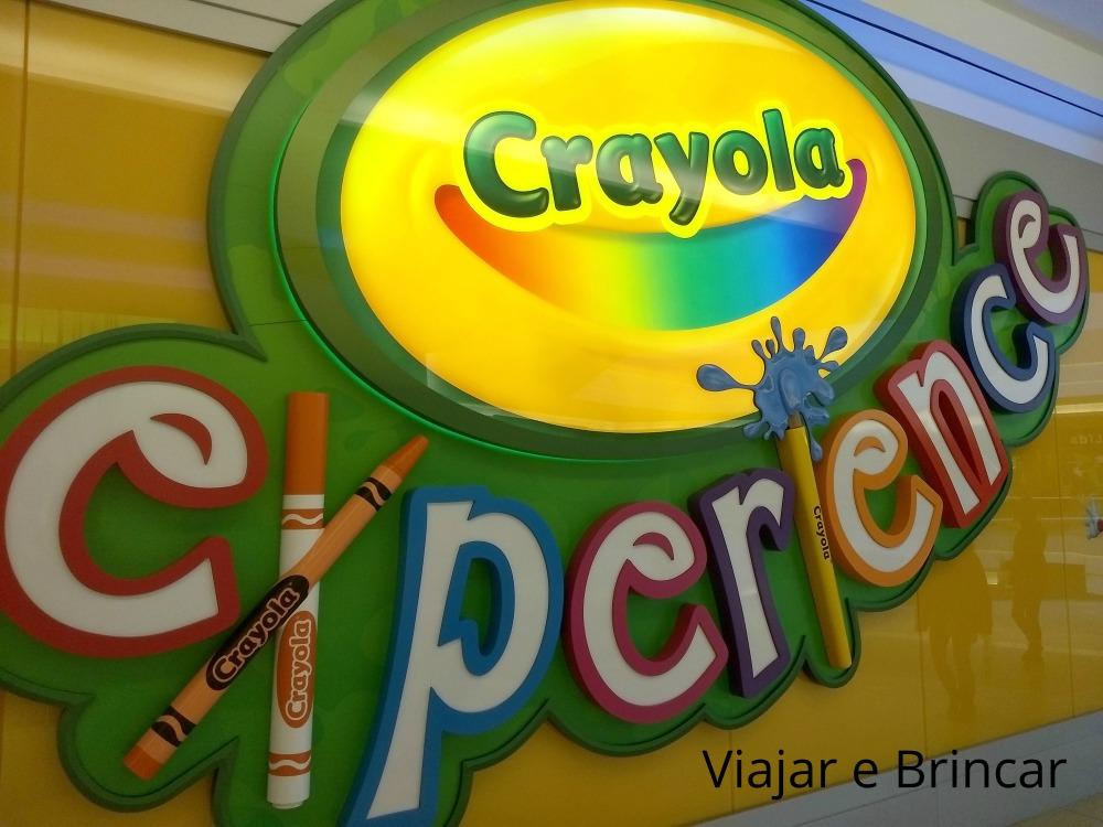 Crayola Experience nos Estados Unidos