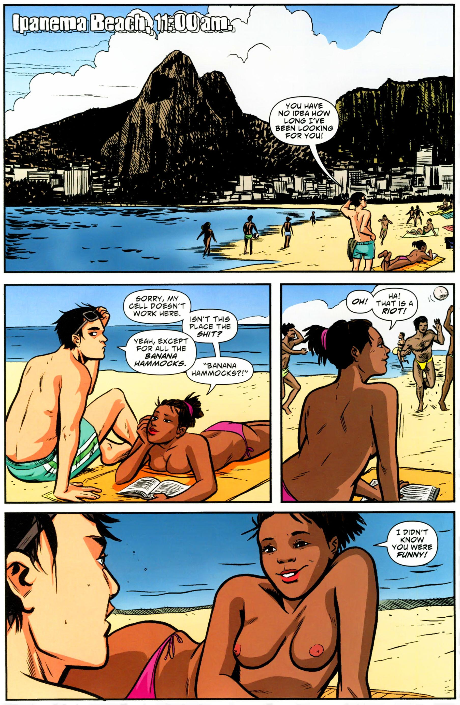 Read online American Virgin comic -  Issue #15 - 19