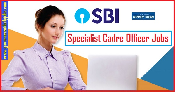 SBI Recruitment 2019, 65 Specialist Cadre Officer Vacancies, Apply Online