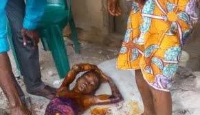 woman kill son missing 200 naira