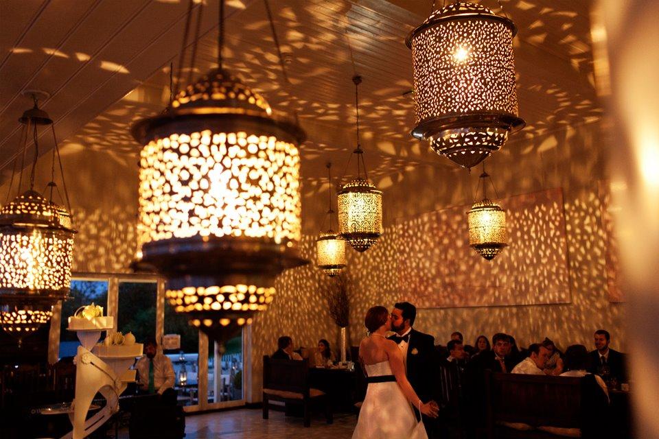 Svært Landlig Eleganse & Rustikk Romantikk: Vakre lamper - på Villa Malla XC-38