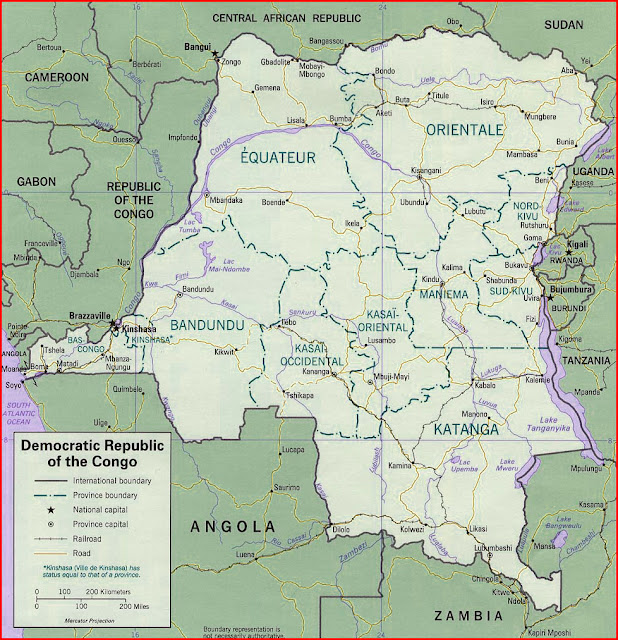 image: Map of Democratic Republic of the Congo