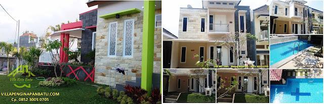 Daftar Penginapan Villa dan Homestay di Kota Batu Malang