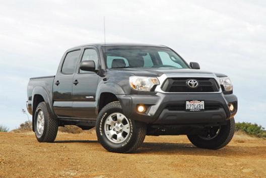 2012 Toyota Tacoma Double Cab >> Mamprot Blog Desperado New 2012 Toyota Tacoma Double Cab Models