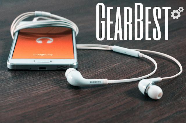 Kennst Du eigentlich schon GearBest? Wir starten gerade mal unseren Test - Gadgets im Atomlabor Blog