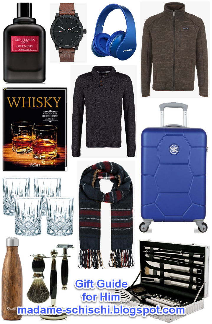 christmas gift guide best gifts for him
