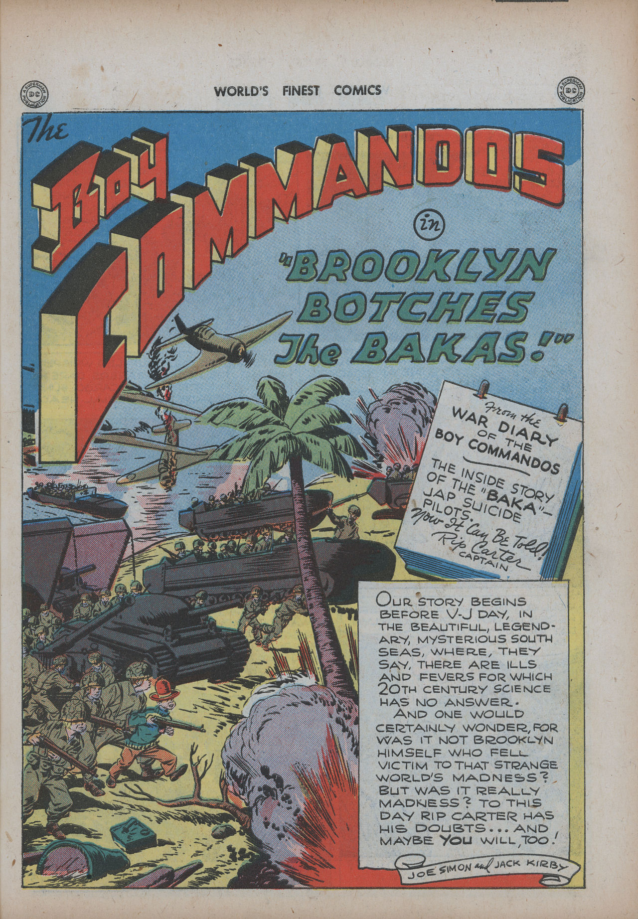 Read online World's Finest Comics comic -  Issue #20 - 35