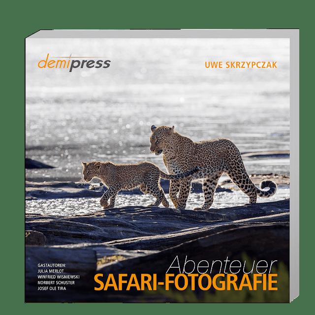 Afrika Buch, Uwe Skrzypczak, Wildlife Fotografie, demipress Verlag