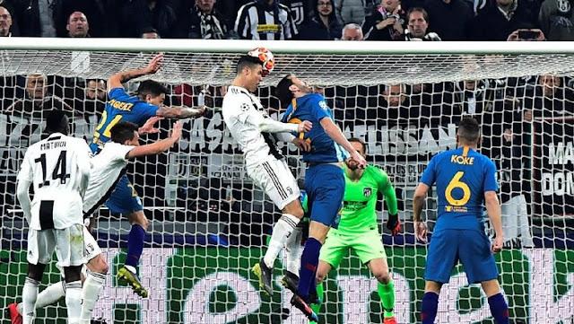 Hasil Liga Champions: Hat-trick Ronaldo Antar Juventus ke Perempafinal
