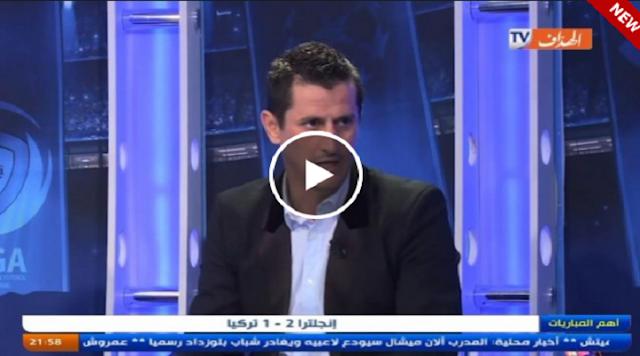 VIDEO. Saïfi :  « c'est ce joueur qui mérite le ballon d'or algérien ! »