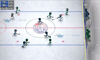 Stickman Ice Hockey v1.3 Mod Apk Terbaru