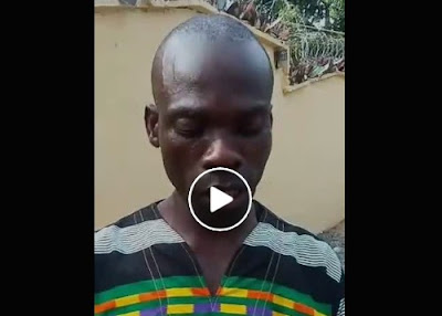 Man walks from Aba to Umuahia to meet Nnamdi Kanu