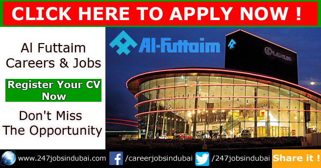 Latest Vacancies at Majid Al Futtaim Jobs and Careers