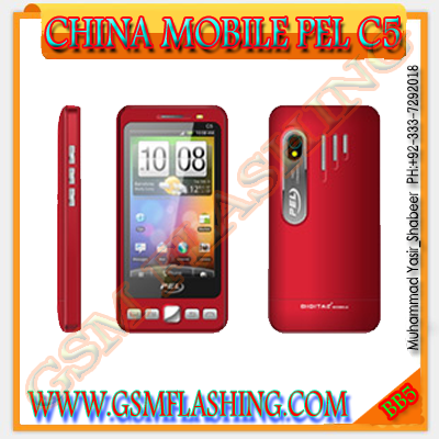 application mobile pel c5