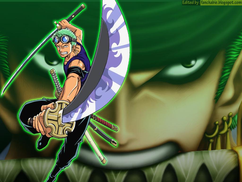 One Piece Zorro