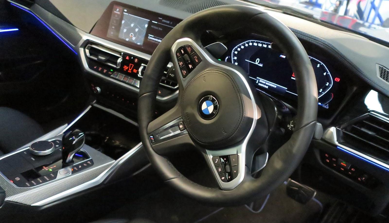 Irish Car+Travel Magazine: BMW 3 Series prices, details
