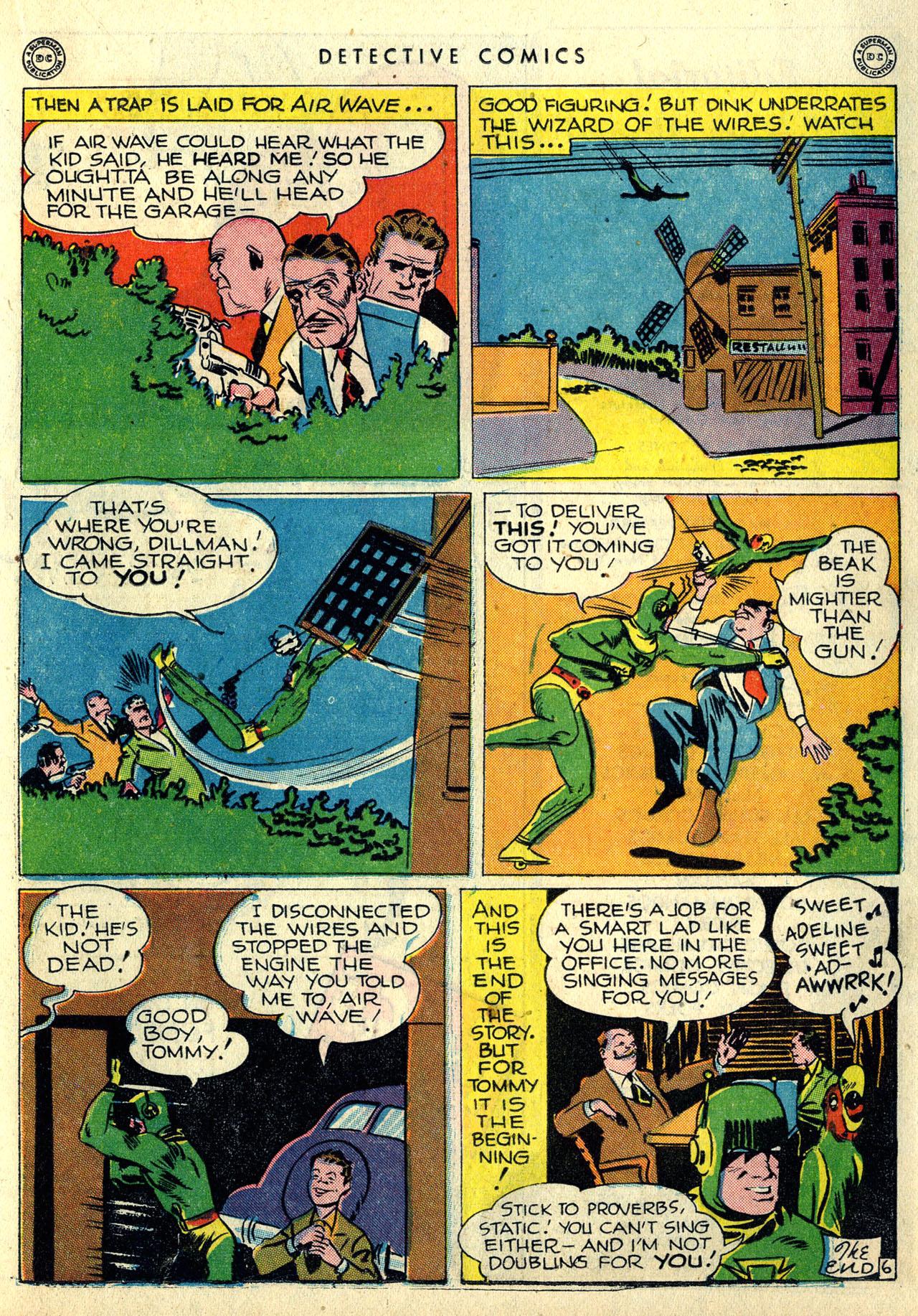 Read online Detective Comics (1937) comic -  Issue #121 - 29