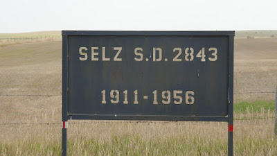 school, sign, Liebenthal, Saskatchewan, historic, pioneer
