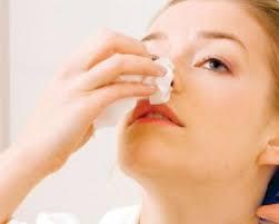 Mang thai và hiện tượng chảy máu mũi