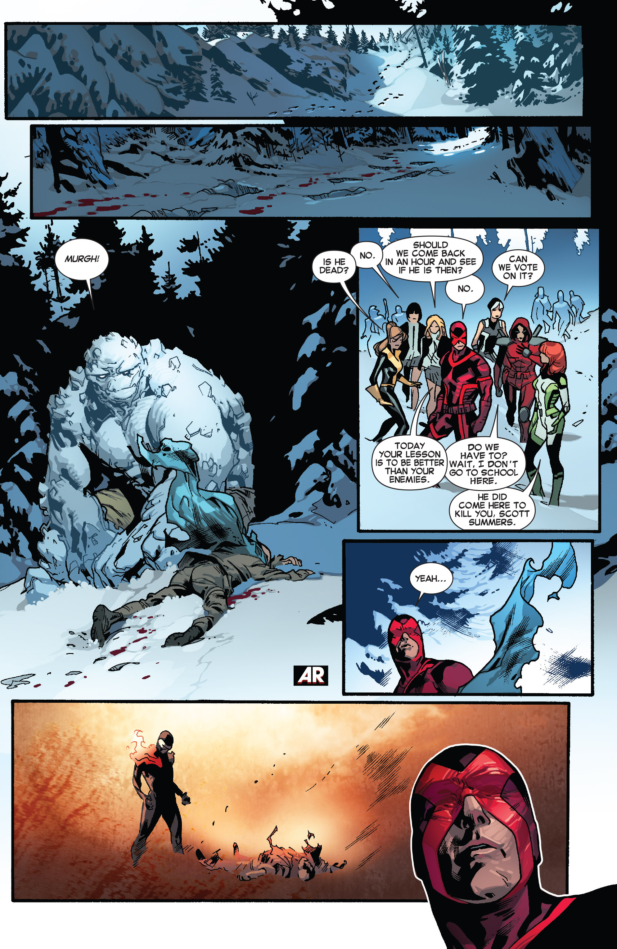 Read online All-New X-Men (2013) comic -  Issue #29 - 14