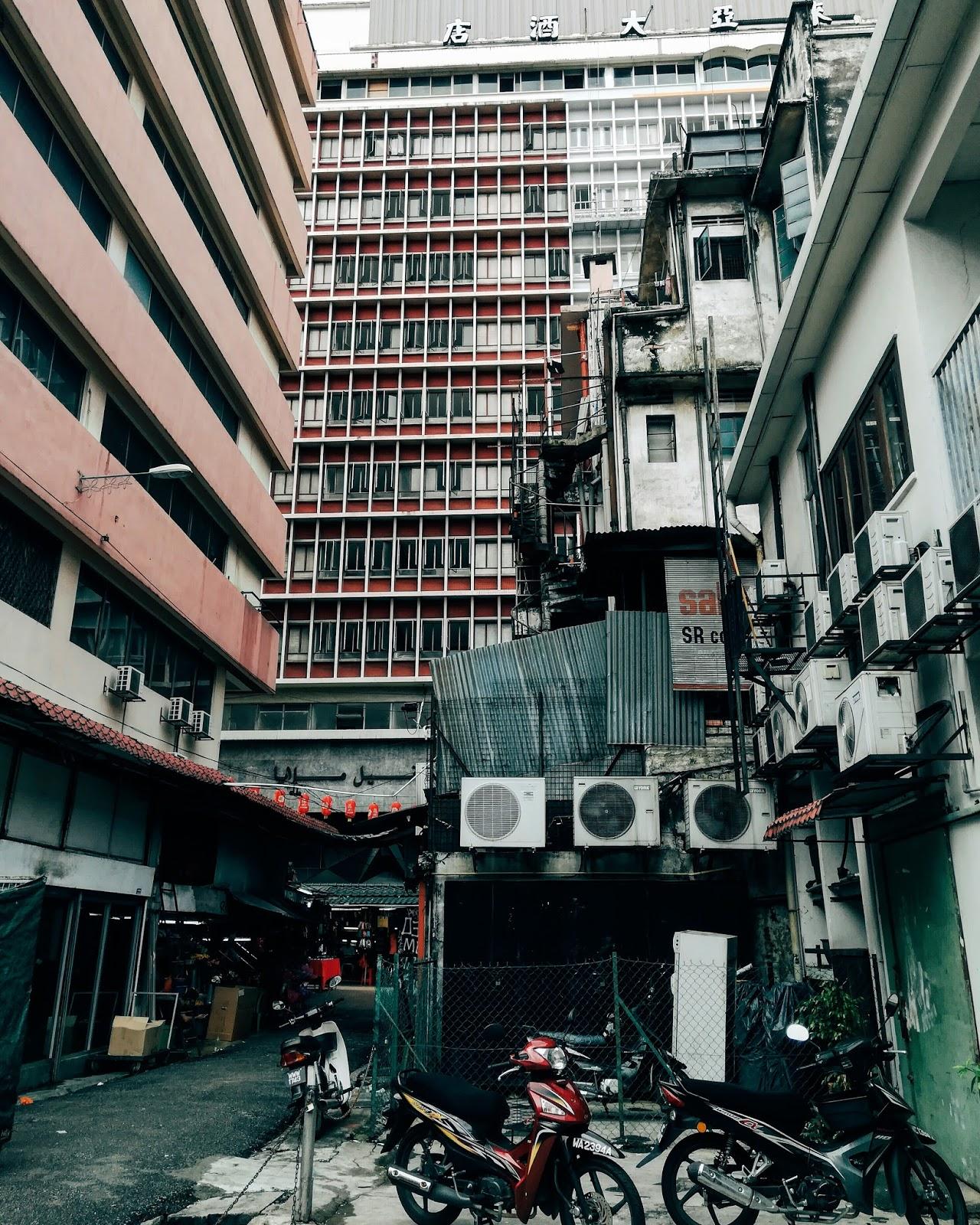 Jalan Tun H.S. Lee & Jalan Sultan Kuala Lumpur