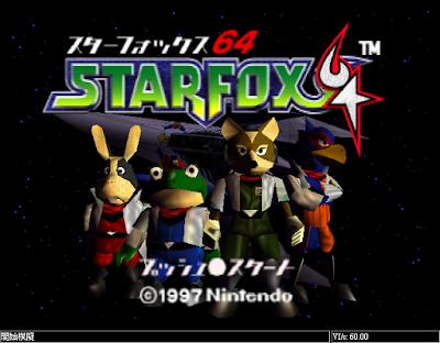 【N64】星戰火狐(Star Fox),經典3D飛行射擊遊戲!