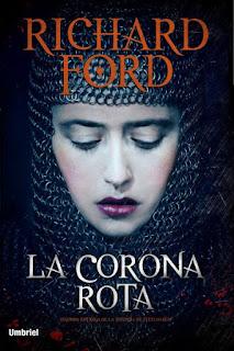 Reseña: La corona rota, de Richard Ford (Steelhaven #2)