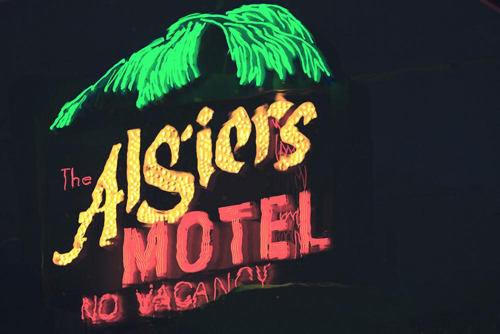 detroit - Algiers Motel