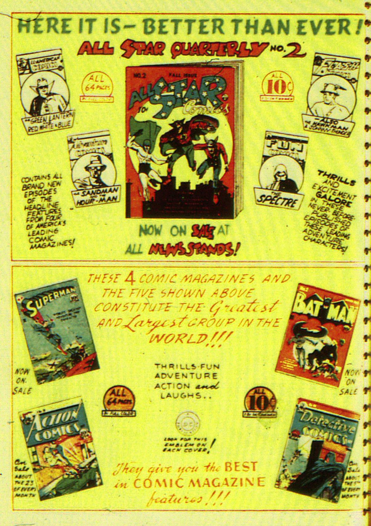 Read online All-American Comics (1939) comic -  Issue #20 - 67