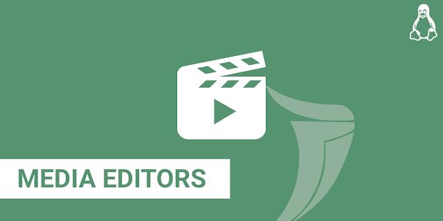 Software edit video dan foto di Linux