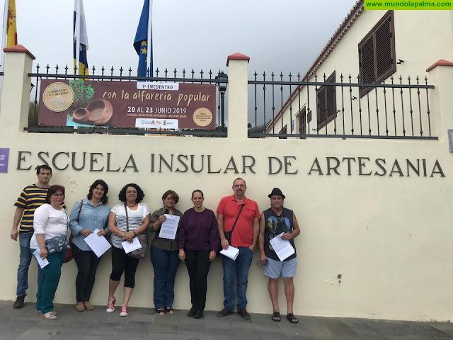 El Cabildo de La Palma convoca pruebas para la obtención del carné de artesano