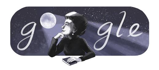 Google Doodle hari ini memperingati hari kelahiran yang ke 91 Rosario Castellanos. Rosario Castellanos merupakan Penyair Terkenal dan juga merupakan penulis dari Meksiko.