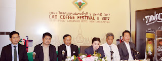 2nd Lao Coffee Festival - Press Conference