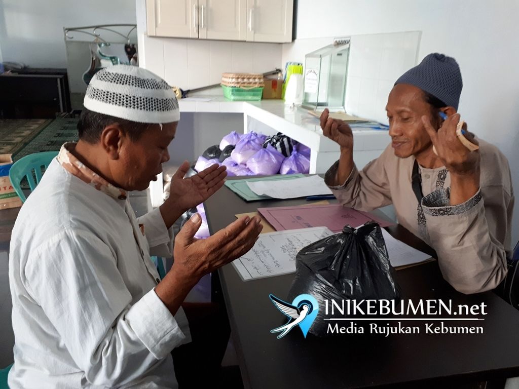 Zakat Fitrah di Masjid Agung Kebumen Lebih Tinggi dari Edaran Kemenag