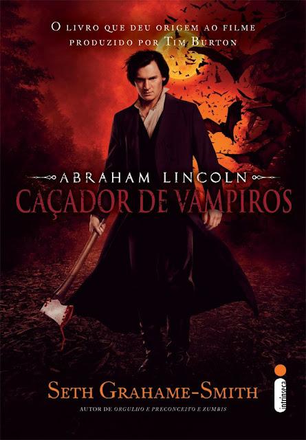 """News: Edicao especial """"Abraham Lincoln: cacador de vampiros"""". 9"""