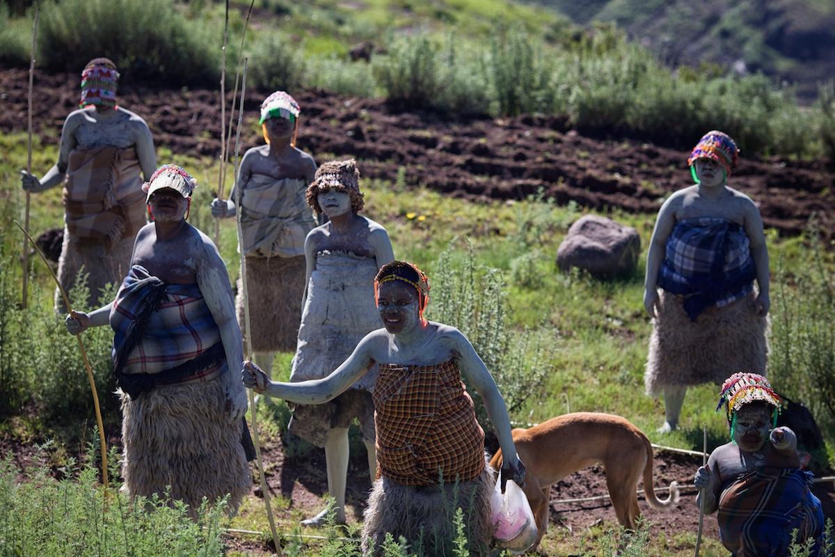 Just Discover Me: Dağ Krallığı Lesotho