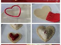 VALENTINE'S DAY MINI CHERRY HEART PIES