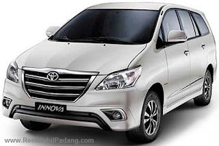 Sewa Mobil Kijang Innova Padang