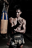 my name is Buakaw champion of the champion