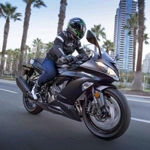 2015 kawasaki ninja zx6r abs - motorcycle new
