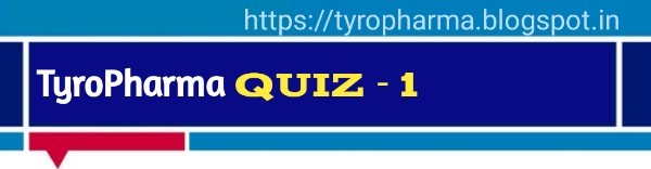 Tyro Pharma Quiz - 1