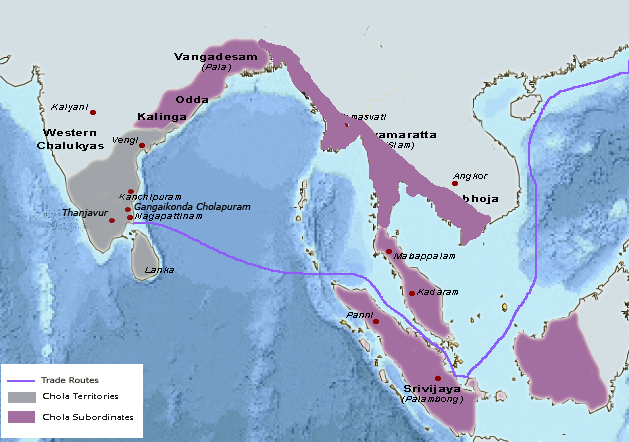 VANISHED EMPIRES: Development of the Chola Empire in ...