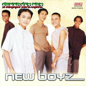 New Boyz - Sejarah Mungkin Berulang (1999) Album cover