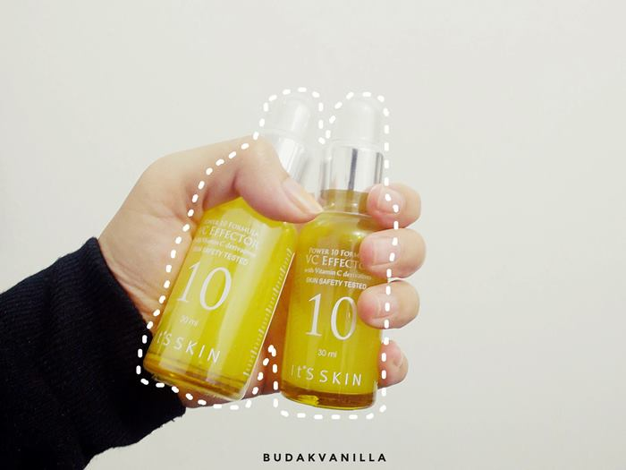 VC effector vitamin C serum