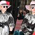 FOTOS HQ: Lady Gaga saliendo de su hotel en Londres - 07/12/16