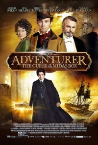 The Adventurer The Curse of the Midas Box 映画