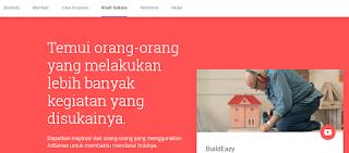 LES KENNY Penayang Adsense Yang Tampil Di Laman Google Adsense