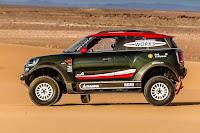 Mini John Cooper Works Rally 2018 Side